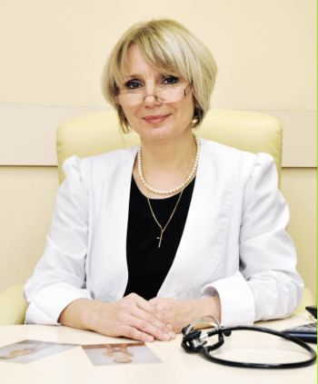Людмила Бобер