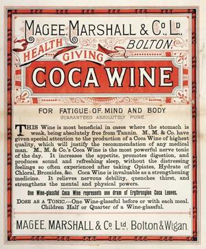 """Вино из коки: """"Для тех кто устал душой и телом"""""""
