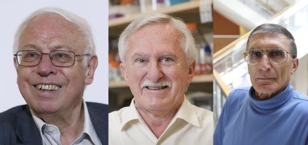 Nobel_Chem_winners_2015