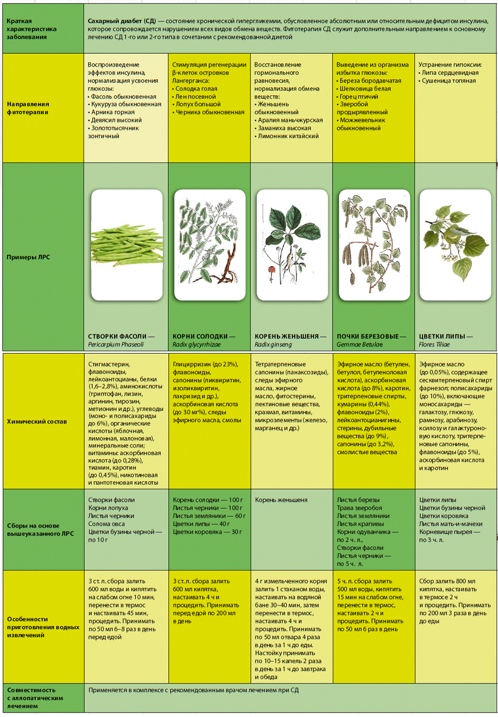 травяной сбор от паразитов в организме человека