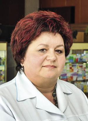 Марія Ворошило