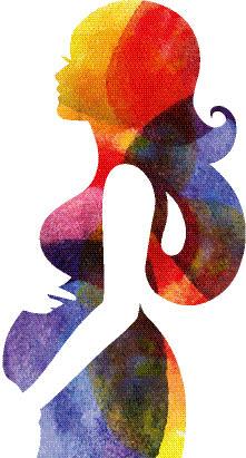 Pregnant_siluet