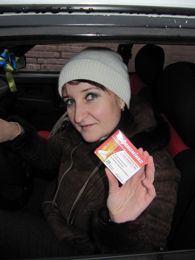 Юлия, мама в декрете, Харьков