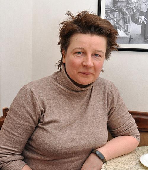 Ірина Тихонкова