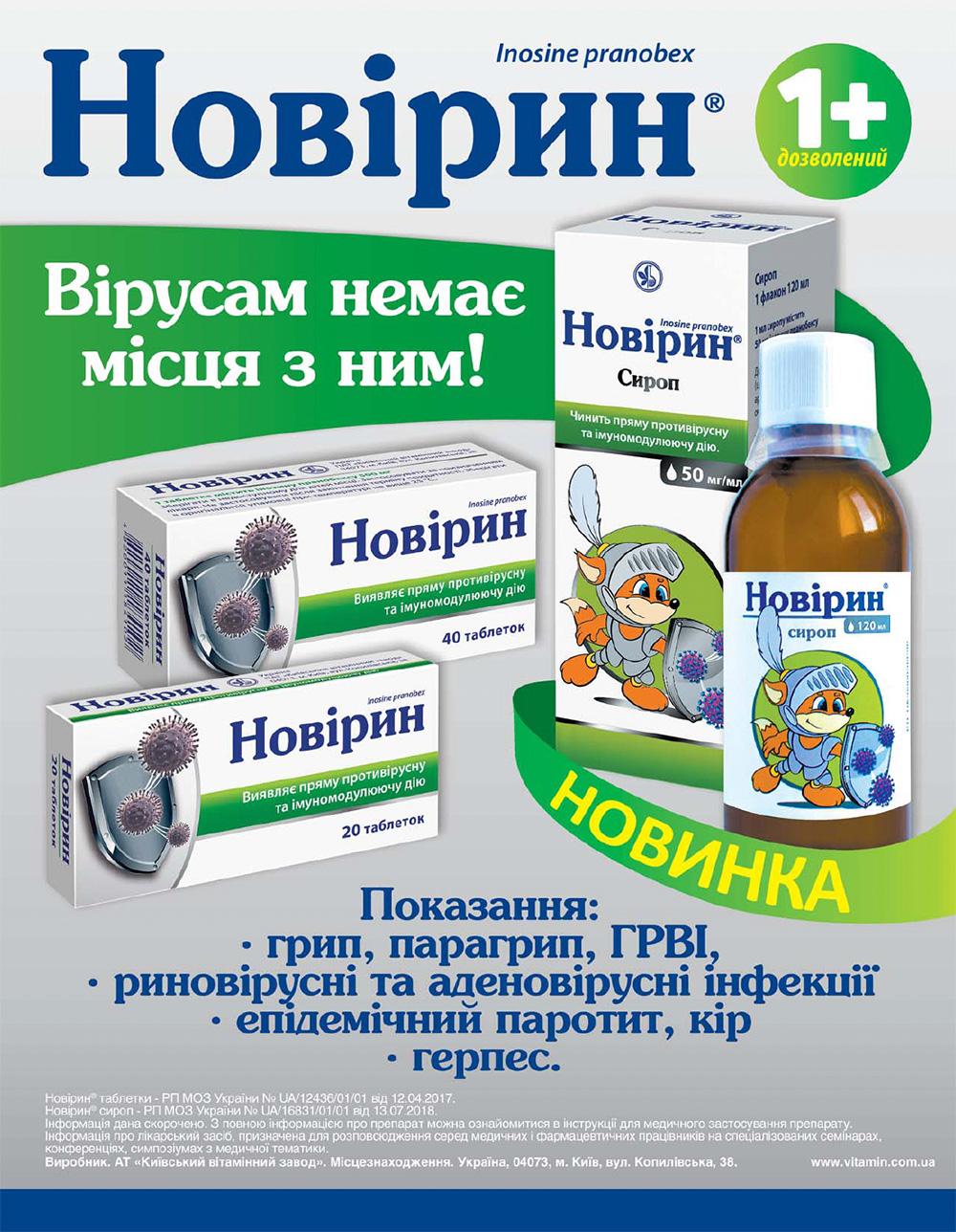 Новірин