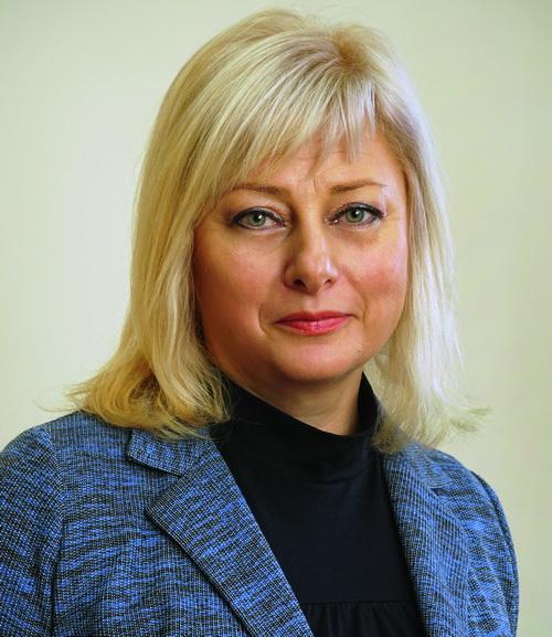 Олена Комарянська