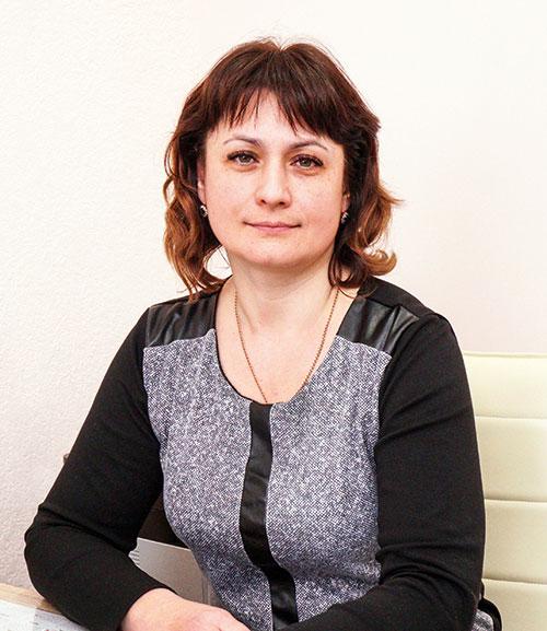 Наталія Зайцева