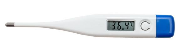 Електронний термометр