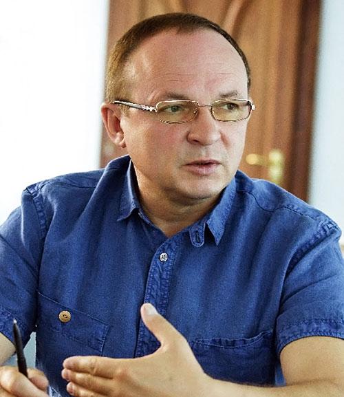 Павло Ганинець