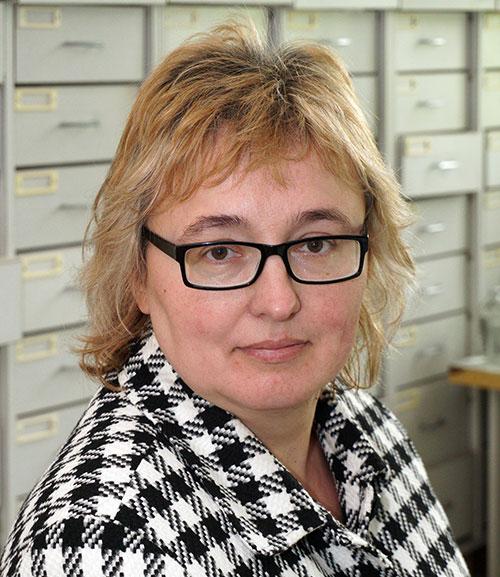 Наталія Гудзь
