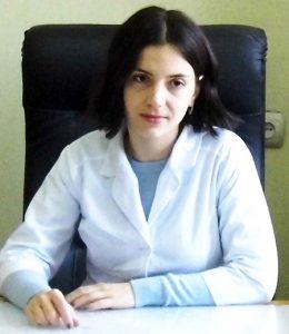 Оксана Ганич
