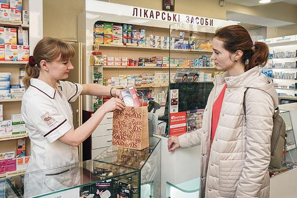 Мережа аптек DS