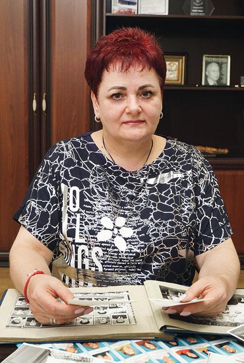 Людмила Кучерукова