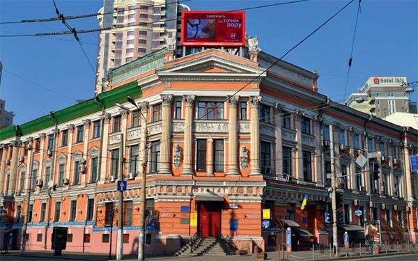 Будинок Південно-російського товариства