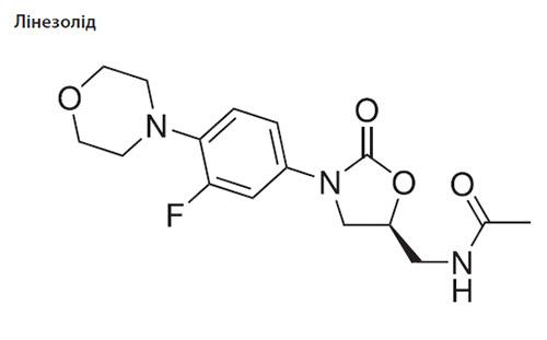 Лінезолід