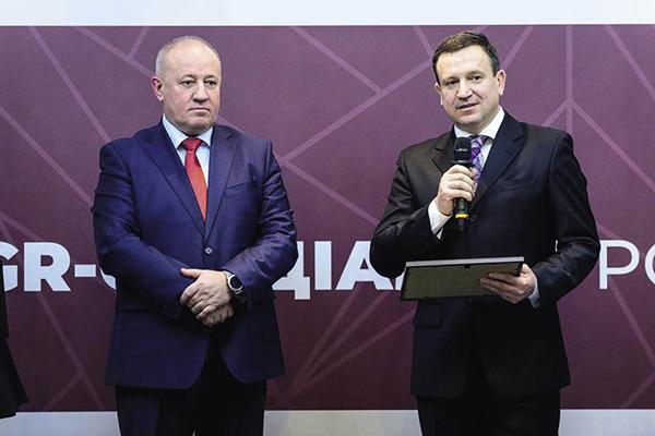 Віктор Чумак, Костянтин Косяченко