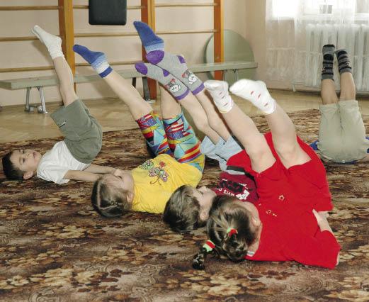 Сколіоз у дітей