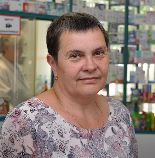 Тетяна Закидальська