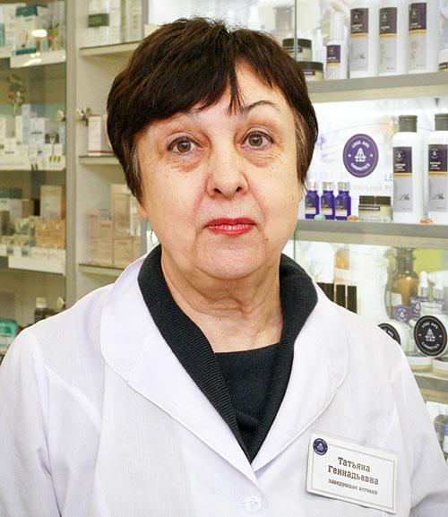 Тетяна Конькова
