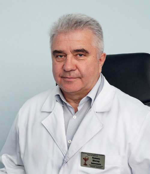 Віктор Коваль (фото: Ігор Садовий)