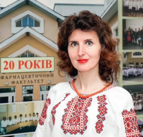 Ірина Федяк