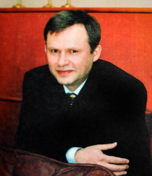Михайло Лукович Сятиня