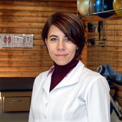 Марія Дудич