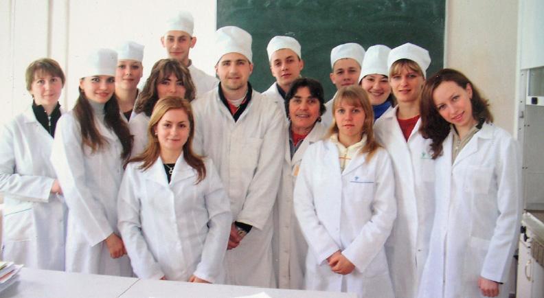 Студенти-фармацевти ЛНМУ