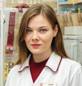 Софія Гриновець
