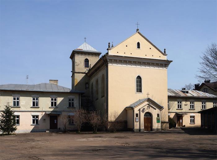 Костьол Святого Лазаря