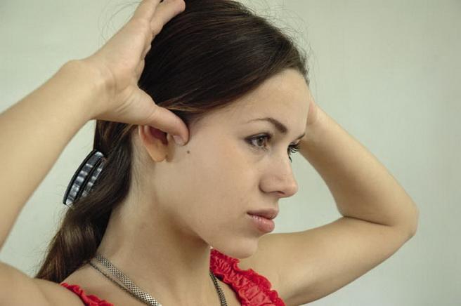 Біль у вухах