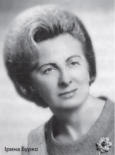 Ірина Бурко