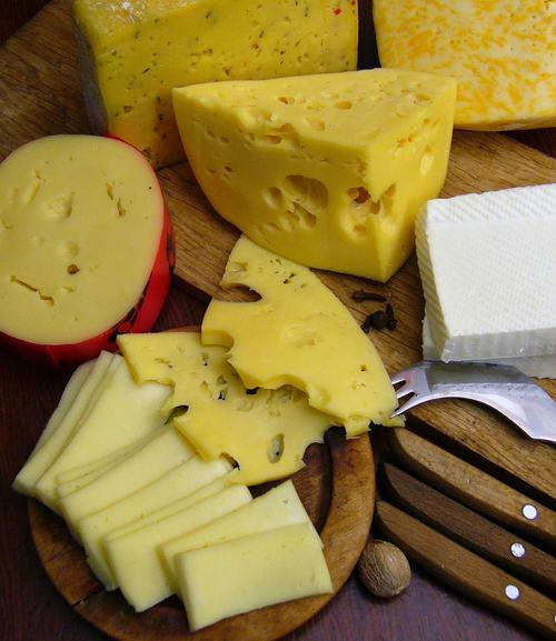 сир та кальцій