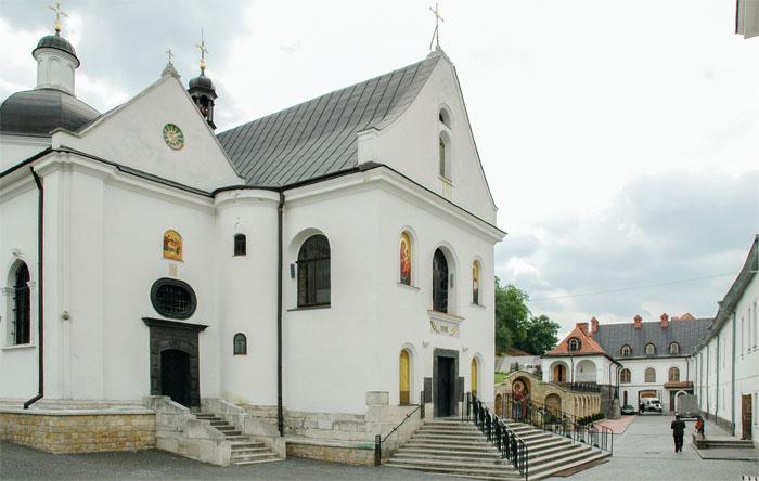 Монастир святого Онуфрія (Львів)
