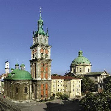 Церква Успіння Пресвятої Богородиці (Львів)