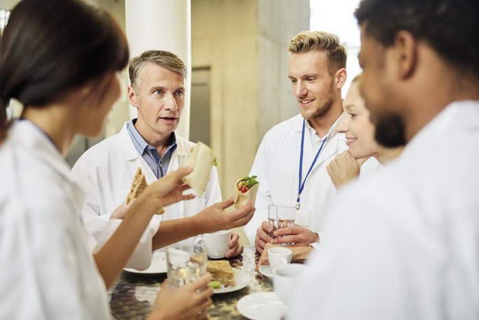 Харчові звички медичних працівників